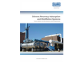 Dürr Megtec – Solvent Recovery Adsorption and Distillation Systems – Brochure