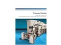 Dürr Megtec - Process Development Services - Brochure