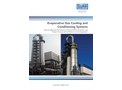 Dürr Megtec - Evaporative Gas Cooling and Conditioning System - Brochure