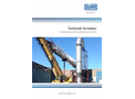 Dürr Megtec – Turbotak™ Scrubber – Acid Gas Absorption and Particulate Emissions Control – Brochure