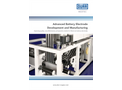 Dürr Megtec - Li-Ion Battery Electrode Manufacturing - Brochure