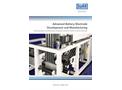 Dürr Megtec – Advanced Battery Electrode Development and Manufacturing – Brochure