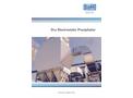 Dürr Megtec - Dry Electrostatic Precipitator (ESP) - Brochure