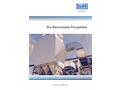 Dürr Megtec – Dry Electrostatic Precipitator (ESP) – Brochure