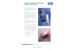 Dürr Megtec – Catalyst Sales (New and Replacement) Catalyst Testing Services – Brochure