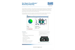 Dürr Megtec – ProcessMonitor™ – Environmental Monitoring and Reporting – Brochure