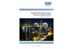 Dürr Megtec – CleanSwitch® Regenerative Thermal Oxidizer RTO – Brochure