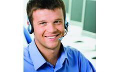 Dürr Megtec - Services: Parts and Technical Support