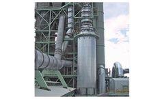 Dürr Megtec - Flue Gas Temperature Control System