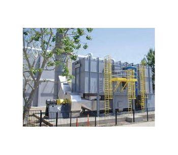 Regenerative Thermal Oxidizer (RTO)-4