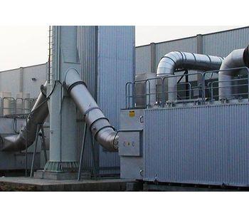 Dürr Megtec Vocsidizer - Regenerative Thermal Oxidizer (RTO)