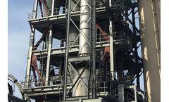 Dürr Megtec - Wet Scrubbers for Acid Gas Absorption