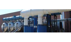 Dürr Megtec - Model Sorpt.X CA - Carbon Adsorption System