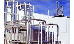 Dürr Megtec - Model NMP - Solvent Recovery Systems for Energy Storage