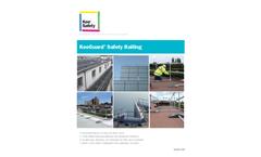 KeeGuard Safety Railing - Brochure