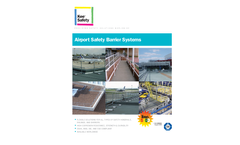 Kee Safety Airport Safety Barrier Systems - Brochure