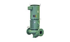 Model KS Series - Vertical Split Coupled In-Line Pumps