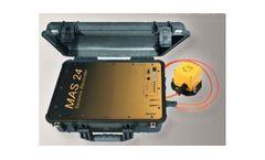 Solgeo - Model MAS24 - Seismic Recorder