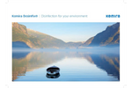 Kemira DesinFix - Chlorine-Free Disinfection For Water Reuse Applications Brochure