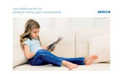 Printing & Writing Brochure