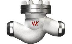 WK - Model TYPE 454 - 63 Bar Check Valves