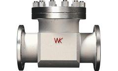 WK - High-Pressure Swing Check Valve