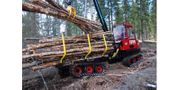 Forestry Forwarder Harvester Machines