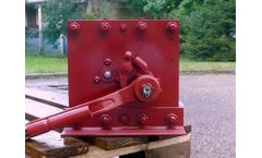 Lifting Device for Small Gates