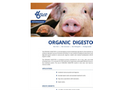 Organic Digestor Brochure