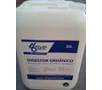 Organic Digestor - Biological Wastewater Treatment