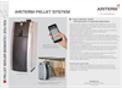 Ariterm Biomatic - Model +20 - Pellet Boilers Brochure