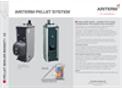 Ariterm Bionet - Model +12 - Pellet Boiler - Brochure