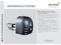 Ariterm BeQuem - Model 20D - Pellet Burner - Brochure