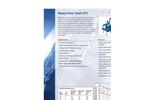 HT Series - Heavy Duty Trash – Specification Sheet