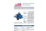 6HT-DDST-3-D2011 Self Priming Cast Iron Trash Pumps (Wet Prime) Brochure