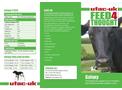 Galaxy - Model P 1520 - Fresh Calved Management Fat Supplement Brochure