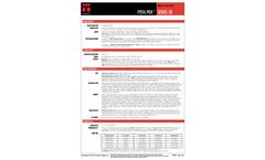 Pota-Pox - Model 20 Series - Polyamide Epoxy Coating Brochure