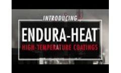 Endura-Heat High-Temperature Tnemec Coatings Video