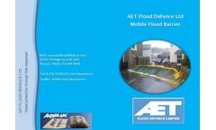 Alteau - Mobile Flood Barrier - Brochure