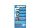 Aqua-Sac - Self-Inflating Sandbag - Brochure