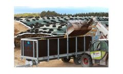 One2Feed - Cattle Feed Roughage Hopper