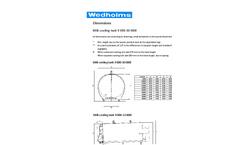 DF95L - Milk Cooling Tanks - Dimensions