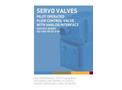 Moog G631/631 Series Flow Control Servo Valves