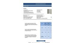 Ulpatek - V-Compact Filter - Brochure