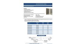 Ulpatek - Nuclear HEPA Filter - Brochure