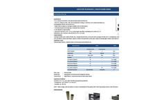 Zeolite Based Media - Brochure