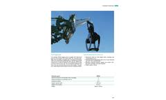 Pfanzelt - Model RZ230 - Hydraulic Logging Grabs Brochure