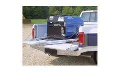 Grundo-Air - Model 70 - Portable Gas Driven Air Compressor