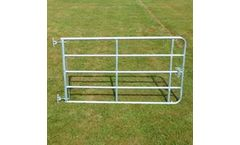 AgrosysEurope - Model AS0010200 - Sliding Gates