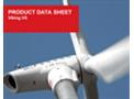 Viking Wind - Model VS - Household Wind Turbine - Datasheet
